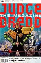 Judge Dredd The Megazine # 2