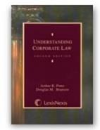 Understanding Corporate Law by Arthur R.…