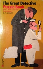 Great Detective Puzzle Book: With Other…