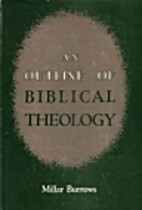 An Outline of Biblical Theology by Millar…
