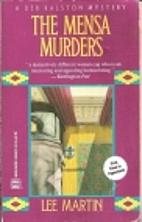 Mensa Murders by Lee Martin