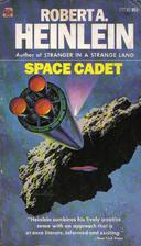 Space Cadet by Robert A. Heinlein