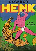 Cowboy Henk in de Benelux by Kamagurka