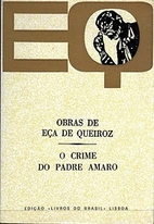 The Crime of Father Amaro by José Maria…