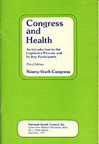 Congress and Health: an Introduction to the…