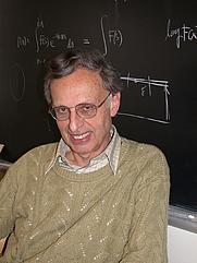 Author photo. Elias Menachem Stein (photo courtesy of Princeton University)