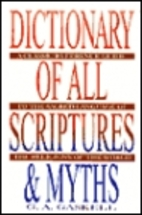 Dictionary of all scriptures and myths by…