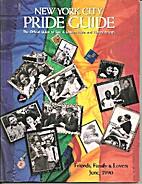1990 New York City Pride Guide Friends,…