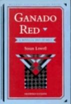 Ganado Red by Susan Lowell