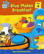 Blue Makes Breakfast by K. Emily Hutta
