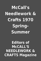 McCall's Needlework & Crafts 1970…