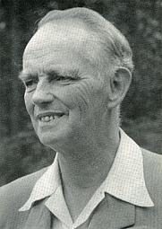 Author photo. Kees Boeke 1954