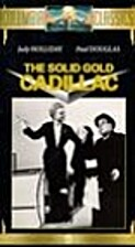 The Solid Gold Cadillac [1956 film] by…