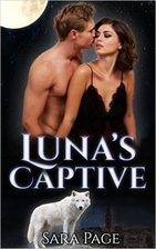 Luna's Captive by Sara Page