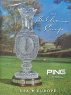 The Solheim Cup : Pro Golf's Most…