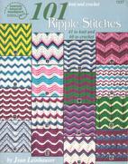 101 Ripple Stitches by Jean Leinhauser
