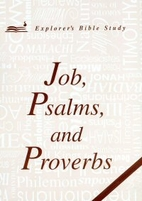 Job, Psalms & Proverbs Study Guide by Tom M.…