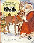 Santa's Reindeer (Pudgy Pals Series) by…