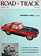 Road & Track 1954-11 (November 1954) Vol. 6…