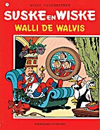Walli de walvis by Willy Vandersteen