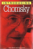 Introducing Chomsky by John Maher