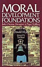 Moral development foundations:…