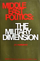 Middle East politics: the military dimension…