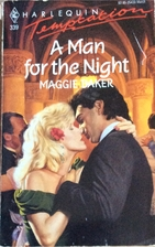 Man for the Night by Maggie Baker