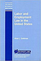 Labour and Employment Law in the United…