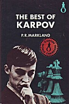 Best of Karpov by P.R. Markland