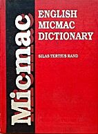 English-Micmac Dictionary: Dictionary of the…