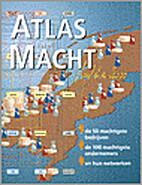 Atlas van de macht by Nico Schouten