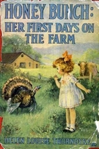 Honey Bunch: Her First Days on the Farm by…