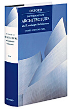 A Dictionary of Architecture and Landscape…