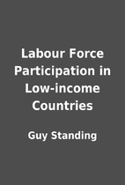 Labour Force Participation in Low-income…