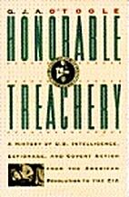 Honorable Treachery: A History of U.S.…