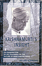 Krishnamurti's Insight: An Examination of…