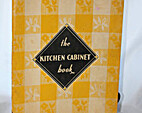 The Sunset kitchen cabinet book by Sunset…