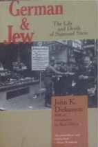 German & Jew,: The life and death of Sigmund…