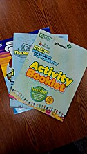 Activity Booklet set by Girl Scouts of the…