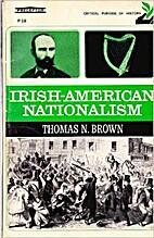 Irish-American nationalism, 1870-1890 by…