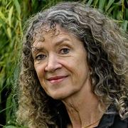 Author photo. Mensje van Keulen
