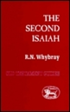 Second Isaiah (Old Testament Guides Series)…