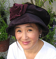 Author photo. Belle Yang