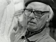 Author photo. Mari Andriessen in 1967 [credit: Polygoon Hollands Nieuws; Nederlands Instituut voor Beeld en Geluid]