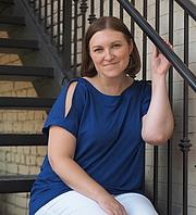Author photo. Kristen Leigh King