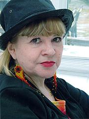 Author photo. Photo: Ande Somby