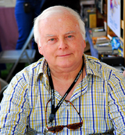 Author photo. <A HREF=&quot;http://flickr.com/photos/markcoggins/2439944610/in/set-72157604716295597/&quot;>Photo by flickr user Mark Coggins</A>