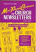 Mini-Panel Cartoons for Church Newsletters…