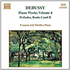 Piano Works Volume 4 by Claude Debussy